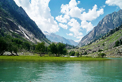 Kundol Lake, Swat Valley, Pakistan