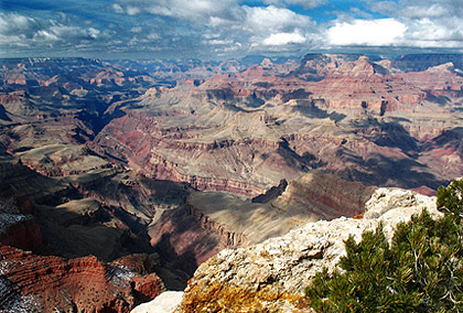 another view of the Grand Canyon from Lipan Point