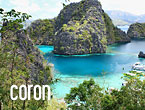 Kayangan Lake entrance, Coron
