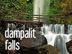 Dampalit Falls, Laguna