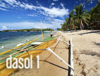 Balinmanok beach, Dasol