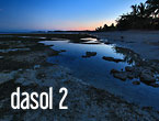 Tambobong Beach sunset, Dasol