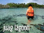Juag Lagoon, Sorsogon