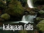Kalayaan Twin Falls, Laguna