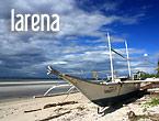 Sandugan Beach, Larena, Siquijor