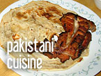 chicken tikka and naan