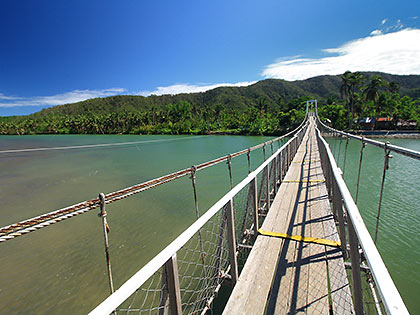 Baler Hanging Bridge
