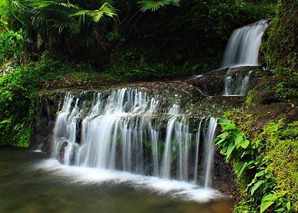 upper Balite Falls, Amadeo, Cavite