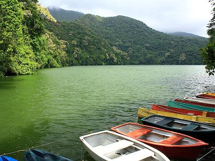 Bulusan Lake, Sorsogon