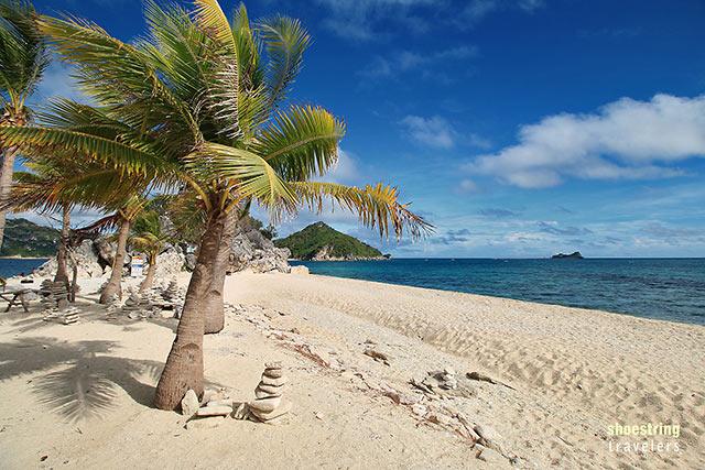 Cabugao Gamay's eastern beach