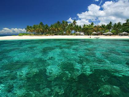 Digyo Island, Cuatro Islas, Inopacan, Leyte
