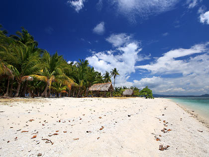 cottages at Digyo Island