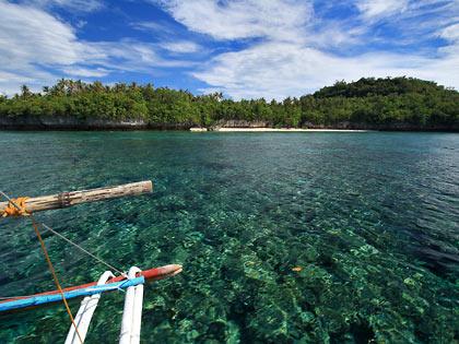 Himokilan Island, Cuatro Islas