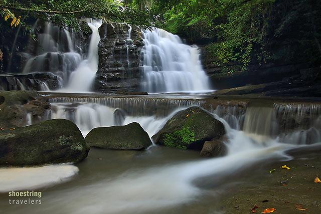 Dahoyhoy Falls, Mauban, Quezon