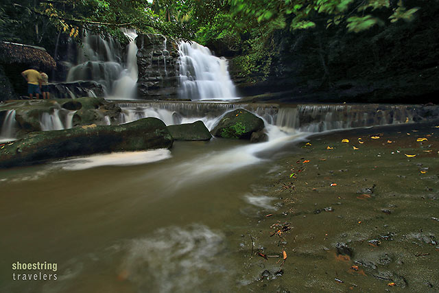 another view of Dahoyhoy Falls