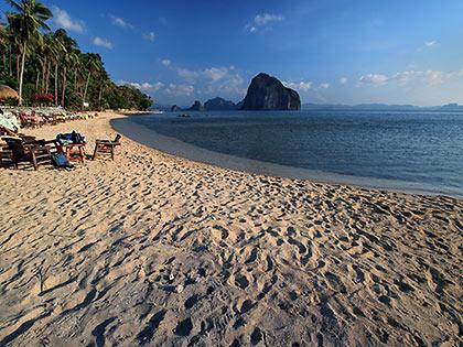 Las Cabanas Resort at Marimegmeg Beach