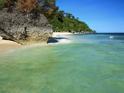 Kagusuan Beach in Maria