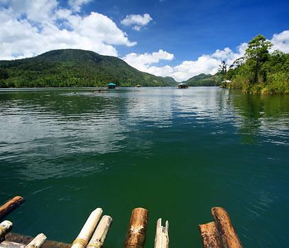 Lake Danao, Ormoc, Leyte