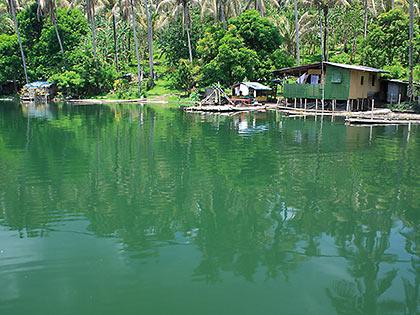 Lake Yambo view