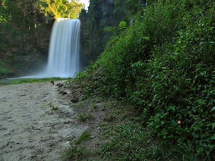 Hikong Alu or Falls #1