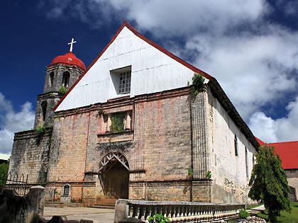 San Isidro Labrador Church in Lazi