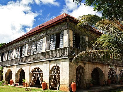 San Isidro Labrador convent in Lazi