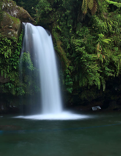 Taytay Falls in Majayjay