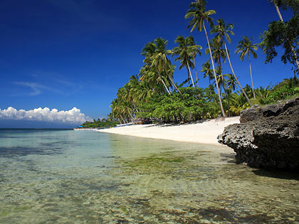 Paliton Beach in San Juan, Siquijor