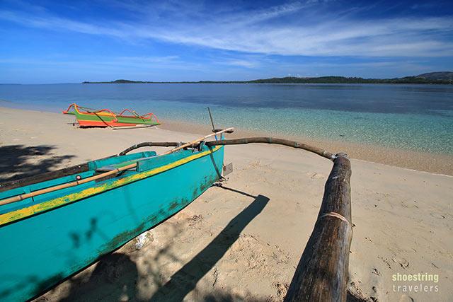 boats on Potipot Island