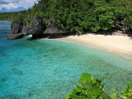 the Manjuyod Sandbar, Bais, Negros Oriental
