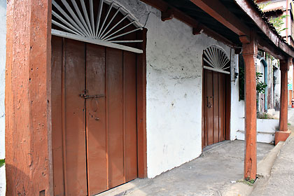 Spanish colonial era structure in Taal town