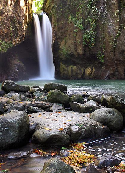 Bagongbong Falls in Almeria, Biliran