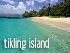 Tikling Island, Sorsogon