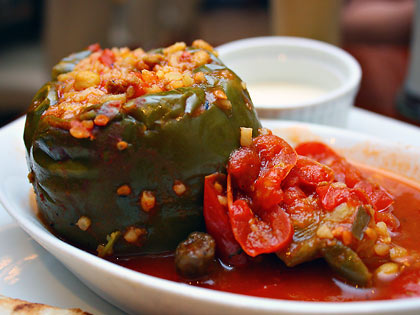 pepper dolma
