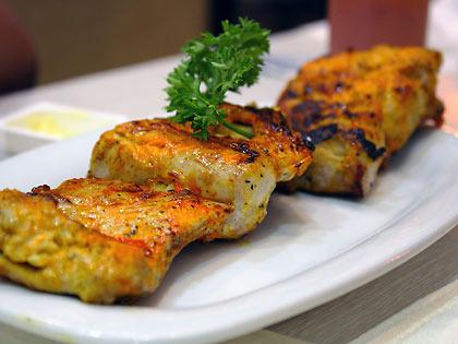 jujeh kebab from Habib Persian Cuisine