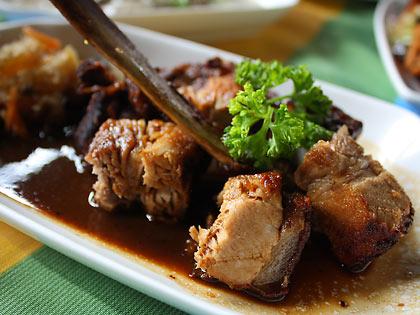 humba pork dish