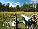 Petersburg Civil War battlefield, Virginia